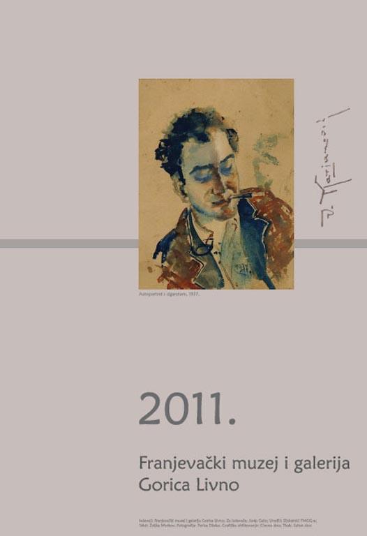 2011 Vlado Marjanovic Kalendar za 2011.