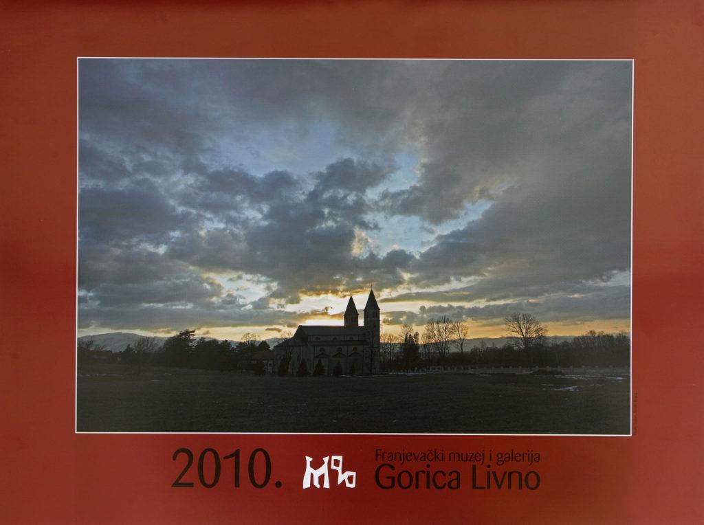 Katolički kalendar 2010