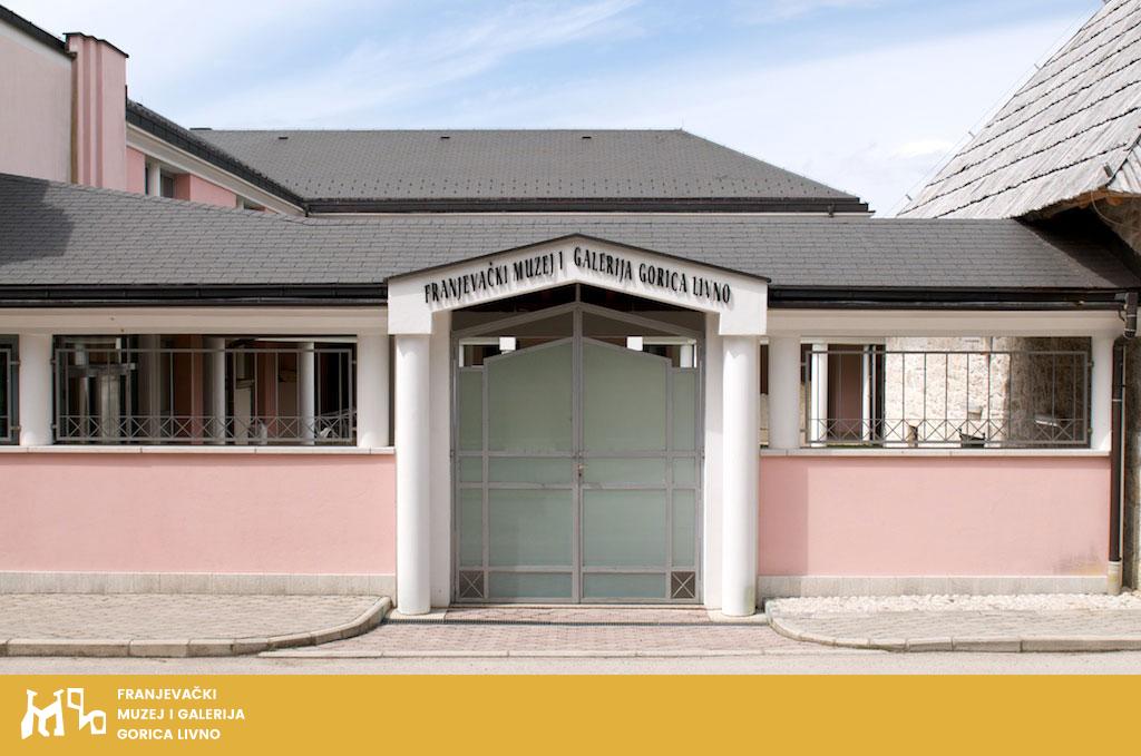 Kako do nas Franjevački muzej i galerija Gorica Livno
