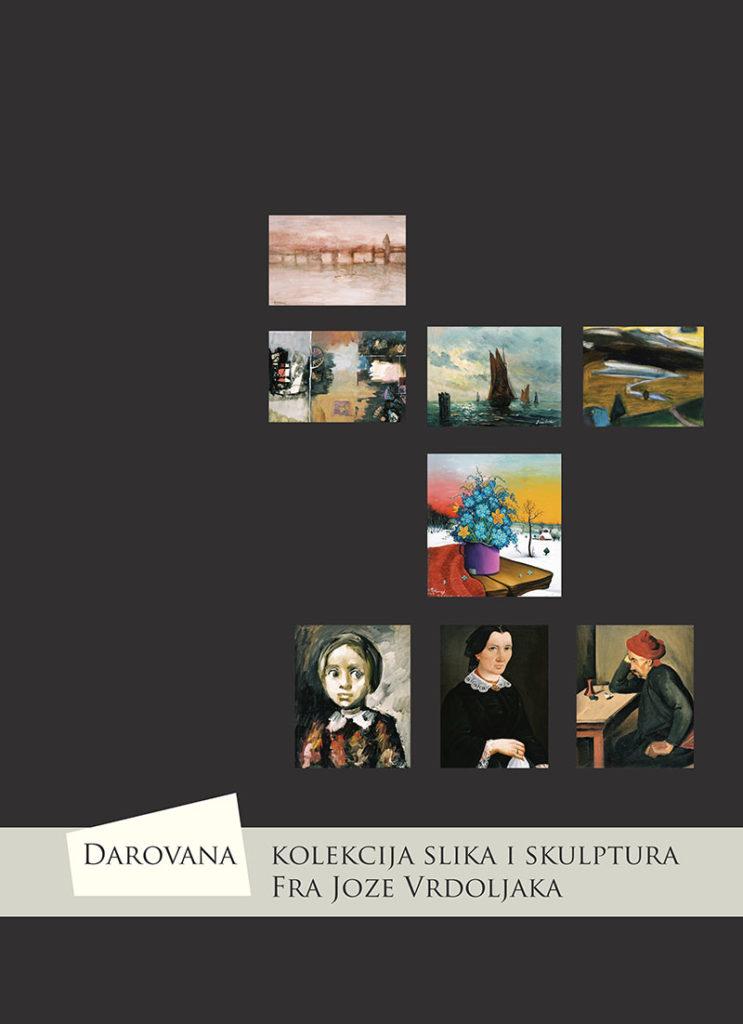 darovana kolekcija slika fra. Joze Vrdoljaka
